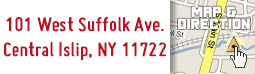 101 West Suffolk Ave., Central Islip, NY 11722